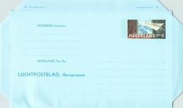 NETHERLANDS - AEROGRAMME 1,20G 1993 -NOT USED- Mi #LF33 - Ganzsachen