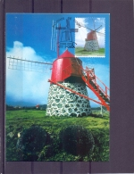 Açores - Moinhos De Vento -  Horta 12/7/2002    (RM13288) - Molens