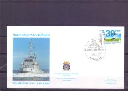 Nederland - Nationale Vlootdagen - Den Helder 13-15/7/2001   (RM13355) - Bateaux