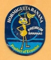 FRUIT AND VEGETABLES (BANANA) - HORMIGUITA (ECUADOR) / 02 - Fruits & Vegetables