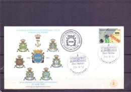 Nederland - Alg. Vereniging Oud Personeel Koninklijke Marine - 1e Lustrum - Den Helder 21/6/91 (RM13369) - Boten