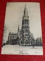 ANTWERPEN  -  ANVERS  -   Eglise Saint Willebrord - Antwerpen