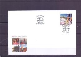 Visit Aland - FDC - Michel 358 - Mariehamn 9/5/2012   (RM13524) - Aland