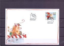 Christmas - FDC - Michel 368- Mariehamn 9/10/2012   (RM13528) - Aland