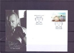 Robert  Helenius - FDC - Michel 395 - Mariehamn 9/6/2014  (RM13540) - Aland