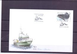 Fiskar- FDC - Michel 452 - Mariehamn 13/3/2018  (RM13564) - Aland