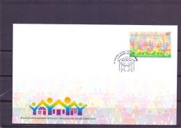 Population And Housing Census 2010  - FDC - Michel 2858 - Bangkok 5/1/2010  (RM13605) - Thaïlande