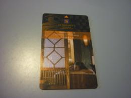 China Shanghai JW Marriott Hotel Room Key Card (woman Spa) - Cartes D'hotel
