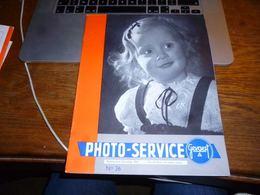 Revue Photo Service Gevaert N°26 1951 24p - Photographie