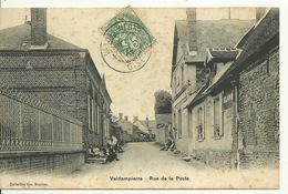 60 - VALDAMPIERRE / RUE DE LA POSTE - France