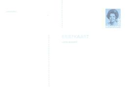NETHERLANDS - BRIEFKAART  55c 1986 Mi #P304 Ia - Postal Stationery