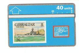 GIBRALTAR   L & G   MINT - Gibraltar