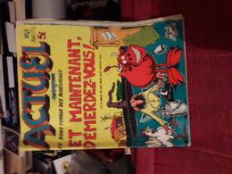 Revue Actuel 43 - Bücher, Zeitschriften, Comics