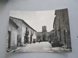 CARTOLINA SUMMONTE - VIA ROMA - Avellino