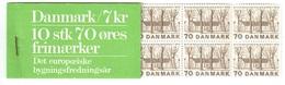 Denmark Booklet Mnh 1975 Cat 50 Euros - Carnets