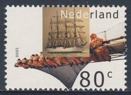 Nederland Netherlands Pays Bas 2000 Mi 1814 ** Sedov (1921) - Tall Ship, Russia / Viermastbark - Barche