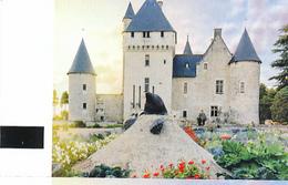 Ticket D´entrée : Château Du Rivau (Indre-et-Loire), Lémeré, Ecuries Royales, Jardins De Conte De Fées, 2 Scans, T - Tickets D'entrée