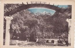 PORT LESNEY GRAND HOTEL DU PARC VUE PRISE DE LA TERRASSE (dil413) - Andere Gemeenten