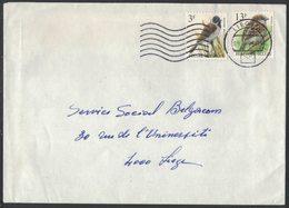 QS160   Belgium 1995 - Liege - Storia Postale
