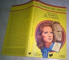 P. QUENTIN - IL SEGRETO DELLA MORTE - I CLASSICI DEL GIALLO MONDADORI 1979 - N. 334 - Livres, BD, Revues