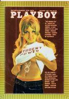 USA - September 1969(36), Playboy Chromium Cover Cards - Sammelkartenspiele (TCG, CCG)