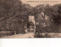 Les Essarts : Le Vieux Château, La Porte D'accès - Les Essarts
