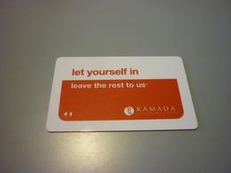 Romania Bucharest Ramada Majestic Hotel Room Key Card - Cartes D'hotel