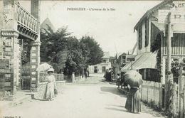Pornichet (41), L'Avenue De La Mer. Jolie Carte - Pornichet