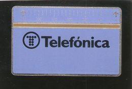 SPAIN:  L&G Card. CN:602 A   -   MINT - Tests & Services