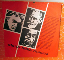 """STORIA DELLA MUSICA   45 GIRI  7"""" - Dischi In Vinile"""
