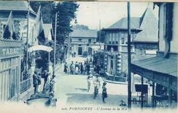 Pornichet (44), L'Avenue De La Mer. Une Très Jolie Carte - Pornichet