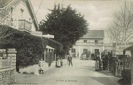 Pornichet (45), La Gare De Pornichet. Une Très Jolie Carte - Pornichet