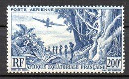 Col10  :  AEF Afrique PA : N° 52 Neuf X MH , Cote : 10,00 Euro - Ungebraucht
