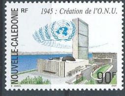 """Nle-Caledonie YT 685 """" Anniversaire ONU """" 1995 Neuf** - Nouvelle-Calédonie"""