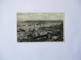 ISTANBUL VUE PANORAMIQUE DU PORT - Turchia