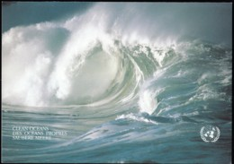 United Nations, Clean Pceans (EN364) - Umweltschutz Und Klima