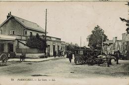 Pornichet (50), La Gare. Superbe Carte - Pornichet
