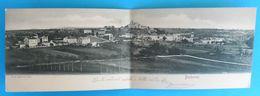 BENKOVAC Near Zadar .... DOUBLE CARD ( Croatia ) * Travelled 1900. * By E. De Schonfeld , Zara - Croatia