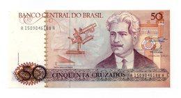 Brasile - 1986 - Banconota Da 50 Cruzados - Nuova - (FDC12179) - Brasile