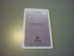 Argentina Buenos Aires Hilton Hotel Room Key Card - Cartes D'hotel