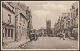 Fore Street, Okehampton, Devon, C.1940s - Frith's Postcard - England