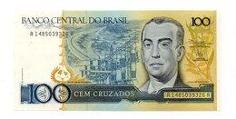 Brasile - 1987 - Banconota Da 100 Cruzados - Nuova - (FDC12181) - Brasile