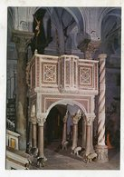 CHRISTIANITY - AK 332973 Sessa Aurunca / Ce - Chiesa Cattedrale - Pulpito - Iglesias Y Las Madonnas