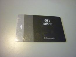 Dubai U.A.E. Bateaux Hilton Hotel Room Key Card - Cartes D'hotel