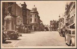 Boscawen Street, Truro, Cornwall, C.1950 - Postcard - England