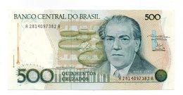 Brasile - 1987 - Banconota Da 500 Cruzados - (FDC12184) - Brasile