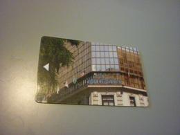 Spain Madrid Gran Versalles Hotel Room Key Card - Cartes D'hotel