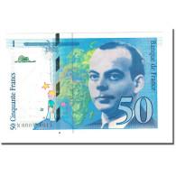 France, 50 Francs, 50 F 1992-1999 ''St Exupéry'', 1992, SPL, Fayette:72.1a - 1992-2000 Laatste Reeks