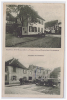 Ansichtskarte (001177) Deidersheim, Ruppertsberg (Rheinpfalz) Gasthaus Emil Motzenbäcker Gel. Am 16.5.1927 - Deidesheim