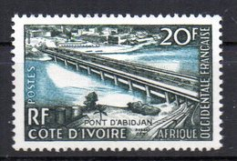Col10  :  AOF Afrique  : N° 65 Neuf X MH  ,  Cote 1,60 Euro - Neufs